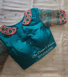 The Effective Pictures We Offer You About blouse designs silk A quality picture can tell you many th Blouse Designs Catalogue, Stylish Dress Designs, Simple Blouse Designs, Stylish Blouse Design, Fancy Blouse Designs, Blouse Neck Designs, Blouse Patterns, Choli Designs, Kerala Saree Blouse Designs
