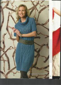 ravelry vestidos tejidos - Buscar con Google