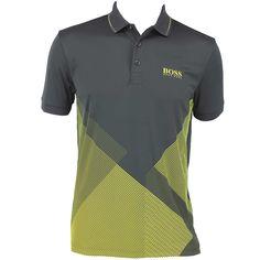 Golf T Shirts, Sports Shirts, Hugo Boss, Golf Fashion, Mens Fashion, Sublime Shirt, Golf Outfit, Ladies Golf, Striped Tee