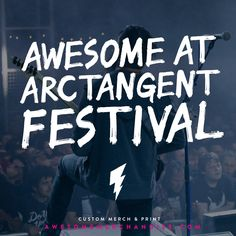 We went along to the awesome ArcTanGent Festival... read all about our experiences here: http://awsmr.ch/AMxATG #Festivals #Blogging