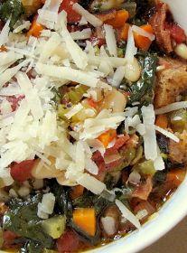 Scrumpdillyicious: Tuscan Ribollita Soup
