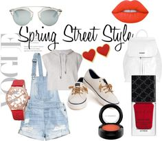 Street Style trends spring 2016