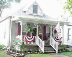Country Cottage Decorating Ideas | country americana cottage! - Home Exterior Designs - Decorating Ideas ...