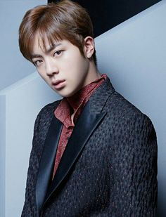 Jin ❤ BTS Profile Photos For 'Blood Sweat & Tears' Japanese Version! ❤ #BTS #방탄소년단