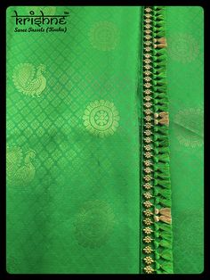 Latest Silk Saree Tassel Kuchus from Krishne Tassels