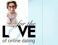 For the love of online dating by Tarien Lampen, via Behance Online Dating, Behance, Home Decor, Decoration Home, Room Decor, Home Interior Design, Home Decoration, Interior Design