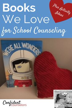16 books for school counseling that will engage students. Covering grief, perseverance, kindness, teamwork and other skills. Books are a great tool for school counselors to use to reach students and let them feel comfortable opening up.