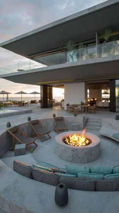 From rustic wood stump logs to modern steel and concrete, discover the top 60 best outdoor fire pit seating ideas. Fire Pit Seating, Backyard Seating, Backyard Patio Designs, Fire Pit Backyard, Outdoor Seating, Seating Areas, Patio Ideas, Outdoor Patios, Outdoor Lounge