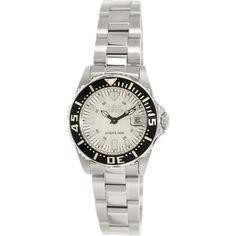 Invicta Women's Pro Diver 2958 Silver Stainless-Steel Swiss Quartz Watch