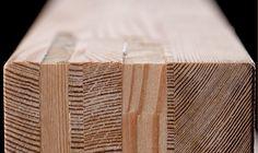 Handwerkliche Verbindungen Modern, Container, Wood Windows, Trendy Tree