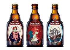 """Astra Beer 