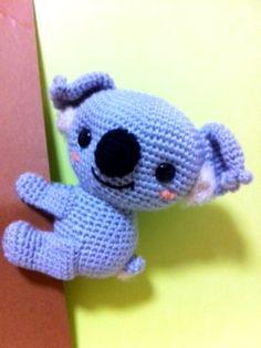koala amigurumi pagina japonesa
