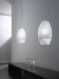 Luminaire Series Glass Transparency Reflection A World - 66 most creative and original pendant lamps ever