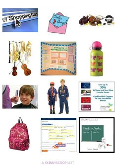 Crazy Ways to Save Money on Back to School