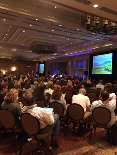 "Packed house for ""Current Practice in Tendon Management"" at #ASHT2015"