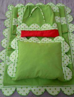 SÜRPRİZ YASTIK (alt açma- çamaşır torbası- yastık- battaniye)