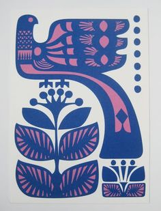 print & pattern: CARDS - sanna annukka postcards