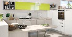 diseños de cocinas pequeñas y sencillas con desayunador - Buscar con Google