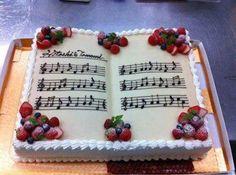hongaarse taart met muziek