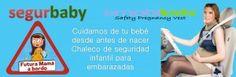 Una empresa española crea un cinturón especial para embarazadas:la seguridad en el automóvil empieza antes de nacer http://blgs.co/0Gsckk