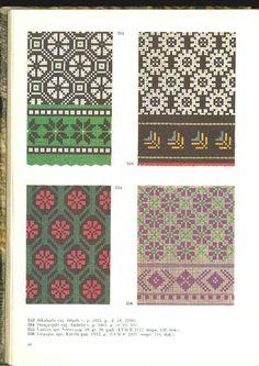 Craft Patterns, Fabric Patterns, Stitch Patterns, Crochet Mittens Free Pattern, Knit Mittens, Knitting Machine Patterns, Knitting Charts, Fair Isle Chart, Fair Isle Pattern