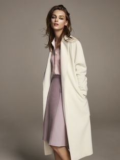 HyperFocal: 0 Duster Coat, Fall Winter, Formal, Jackets, Outfits, Collection, Campaign, Polish, Fashion