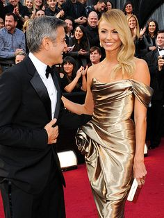 Oscars 2012  Most Adoring Couples of the Night