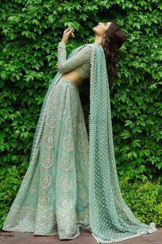 Pakistani Wedding Dresses, Pakistani Dress Design, Pakistani Bridal, Wedding Dress Styles, Walima Dress, Indian Bridal, Pakistani Lehenga, Bridal Lehenga Choli, Saree