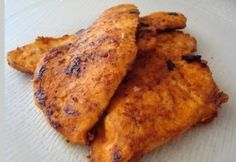 Barbecue-s csirkemell | NOSALTY Hungarian Recipes, Hungarian Food, Tandoori Chicken, Meat Recipes, Bacon, Bbq, Food And Drink, Homemade, Cooking