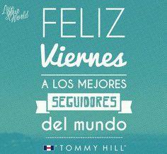 ¡Que tengan un excelente fin de semana! ;)
