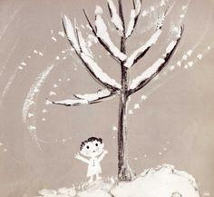 Children's Publishing Blog: Vintage Kid's Books My Kid Loves. The Selfish Giant Oscar Wilde ~ Gertraud and Walter Reiner ~ Harvey House, 1967