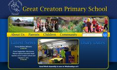 Great Creaton Primary School by PrimarySite.net