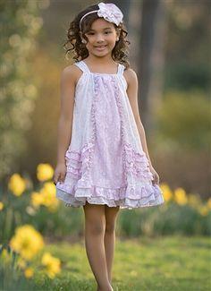 de3affa71a699 Isobella and Chloe Lavender Bouquet Dress in Lilac Girls Boutique, Boutique  Clothing, Lavender Bouquet