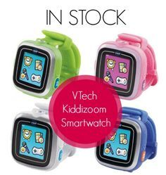 The awesome VTech Kidizoom Smartwatch is one of the big Christmas Toy items that is going to be hard to find closer to Black Friday! It is so cool!