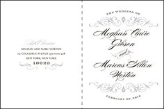 7 best bulletin covers images our wedding wedding bulletins