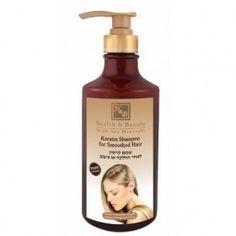 Le Shampoing traitant à la kératine pour cheveux lissés, sans parabène et sans sulfate, chlorure de sodium. Pour tous types de cheveux quotidiennement confronté aux agressions extérieures (teintures, séchages, soleil, froid), et plus particulièrement pour les cheveux lissés. Des cheveux brillants, hydratés, et fortifiés, un lissage entretenu sur le long terme Sans parabène, sans sulfate, chlorure de sodium ;  testé dermatologiquement. Contenance : 780 ml.