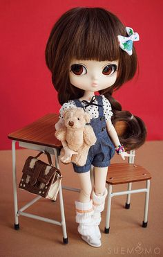 Cute Doll - Yeolume custom