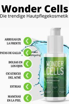 Wonder Cells ist eine erstklassige Anti-Age-Creme, die den Weltmarkt überrascht hat. Es ist ein unglaubliches Produkt, das eine endgültige Lösung darstellt, im Gegensatz zu den zahlreichen Produkten auf dem Markt, die die Verbraucher frustriert haben. Dieses Kosmetikum zeichnet sich durch eine einzigartige Kombination von Inhaltsstoffen aus, die es zu einer Mehrzweckverbindung machen. #Schönheitsprodukte #besten #schonheitsprodukte #weiterfuhrend #Top Anti Aging, Age, Lust, Soap, Personal Care, Bottle, Blog, World Market, Feeling Frustrated