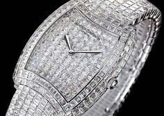 Vacheron Constantin MÉTIERS D'ART Kalla Duchesse  I really want this watch!!!