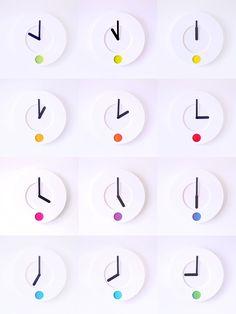 Colour O'Clock by Duncan Shotton