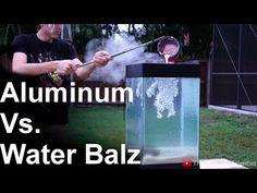 Aluminum fish tank experiment - Tech Insider