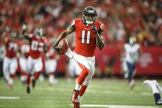 BREAKING NEWS: the Falcons have signed WR Julio Jones to a five-year extension