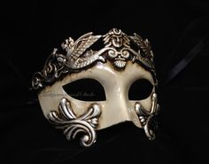 Mens Masquerade Mask for Men Roman Gladiator Thor - Masquerade Ball Mask for Man on Etsy, $32.95