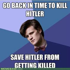 doctor who memes   Doctor Troll   The Arrow of Time – A Doctor Who Podcast