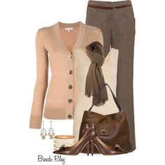 """""""Matching Bag, Shoes & Scarf"""" by brendariley-1 on Polyvore"""