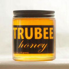 TruBee Honey: Raw Seasonal Honey, 6 oz. Glass Jar #MarthaStewartAmericanMade #Americanmadeebaysweeps