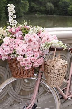 80 Awesome Spring Garden Decoration Ideas For Backyard & Front Yard - About Expert Design Pink Roses, Pink Flowers, White Roses, Pink Peonies, Peony, Spring Decoration, Arte Floral, Spring Garden, Floral Arrangements