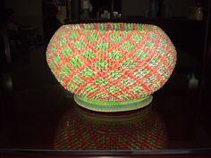 3D Origami – Large Round Vase