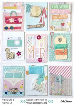 Pocket Letter by AnkeKramer - Scrapbooking Kits, Paper & Supplies, Ideas & More at StudioCalico.com!