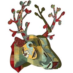 15 Best Cardboard Deer Heads Images